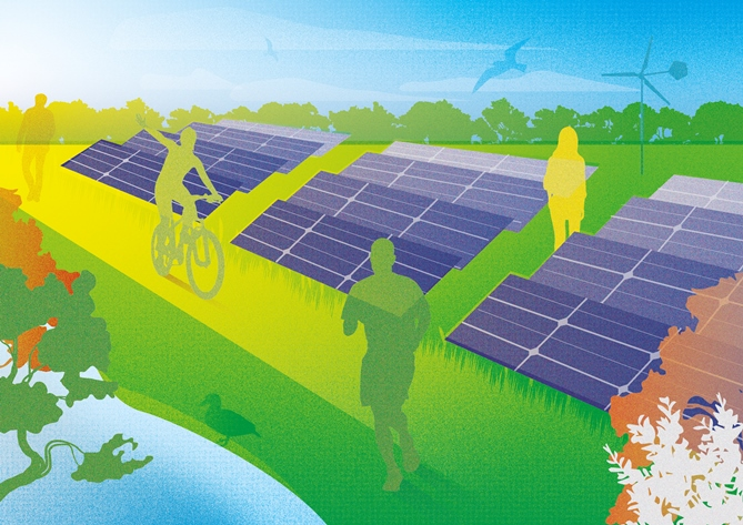 Eerste Drentse Energietuin op het oog in Assen-Zuid