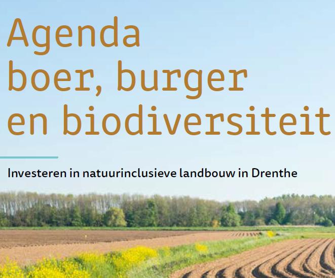 Landbouw- en natuurorganisaties presenteren Agenda Boer, Burger en Biodiversiteit