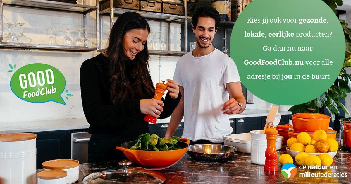 GoodFoodClub.nu: voor duurzaam en lokaal voedsel