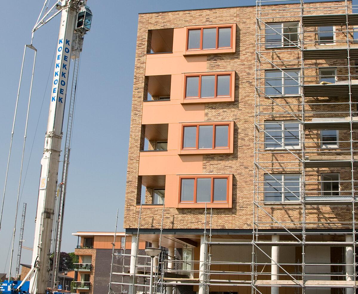 Hup Drenthe: Meer meer meer meer woningen