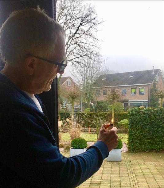 Drentse energiecoach aan huis in de spotlight: Geert Deekens