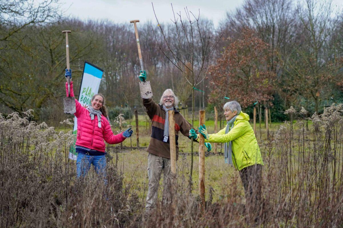 Grote ambities voor meer bos en bomen