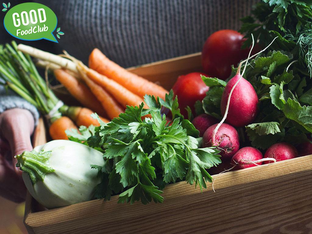 Good Food in trek: duurzamer boodschappen doen bij de lokale boer