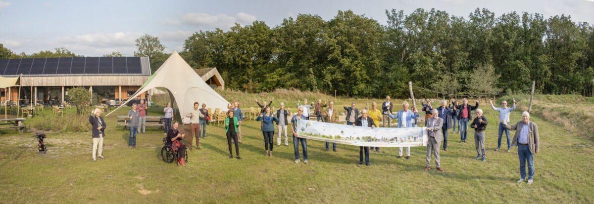 Samenwerkingsagenda voor een Groen Herstel van Drenthe goed ontvangen