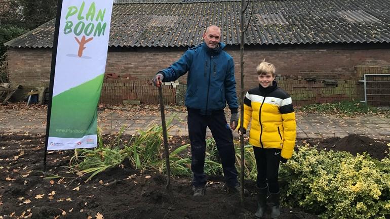 Plan Boom wil miljoen bomen en struiken in Drenthe