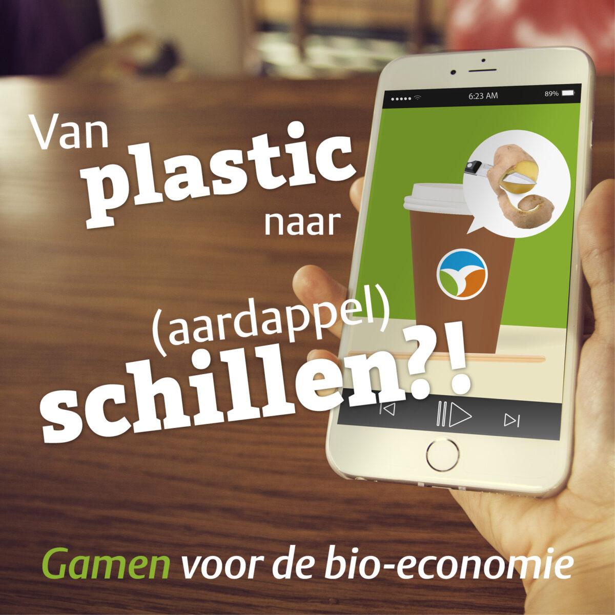 Al spelend brengen we de bio-economie naar een next level. Help je mee?