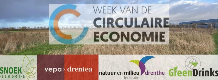 Circulair (thuis)kantoor of tuin? Het kan in Drenthe!