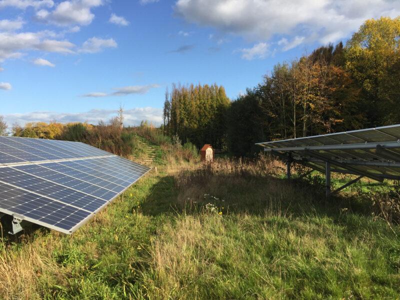 Energietuinen mede-organisator van Landschapstriënnale