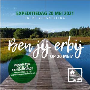 Expeditiedag 2021: in de versnelling
