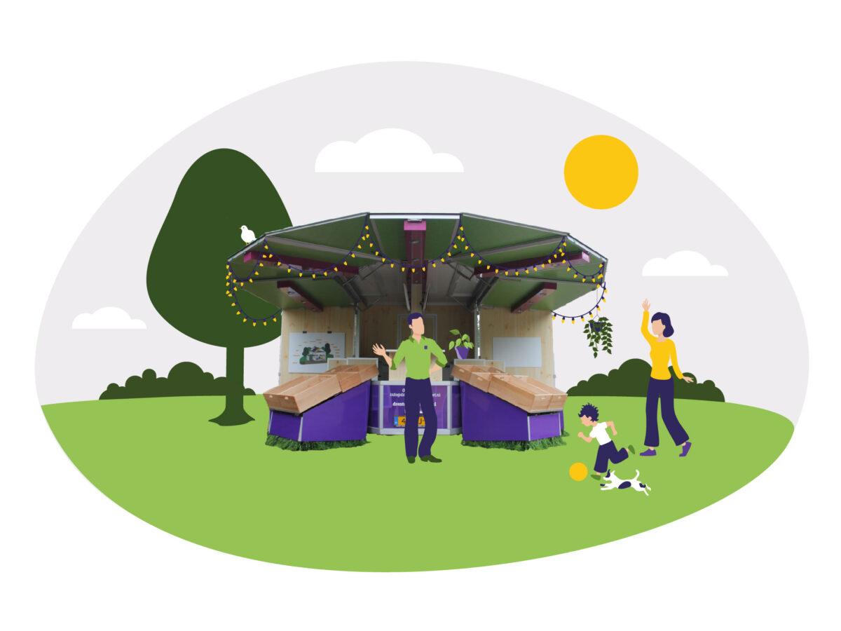 Het Drents Energieloket komt naar je toe!