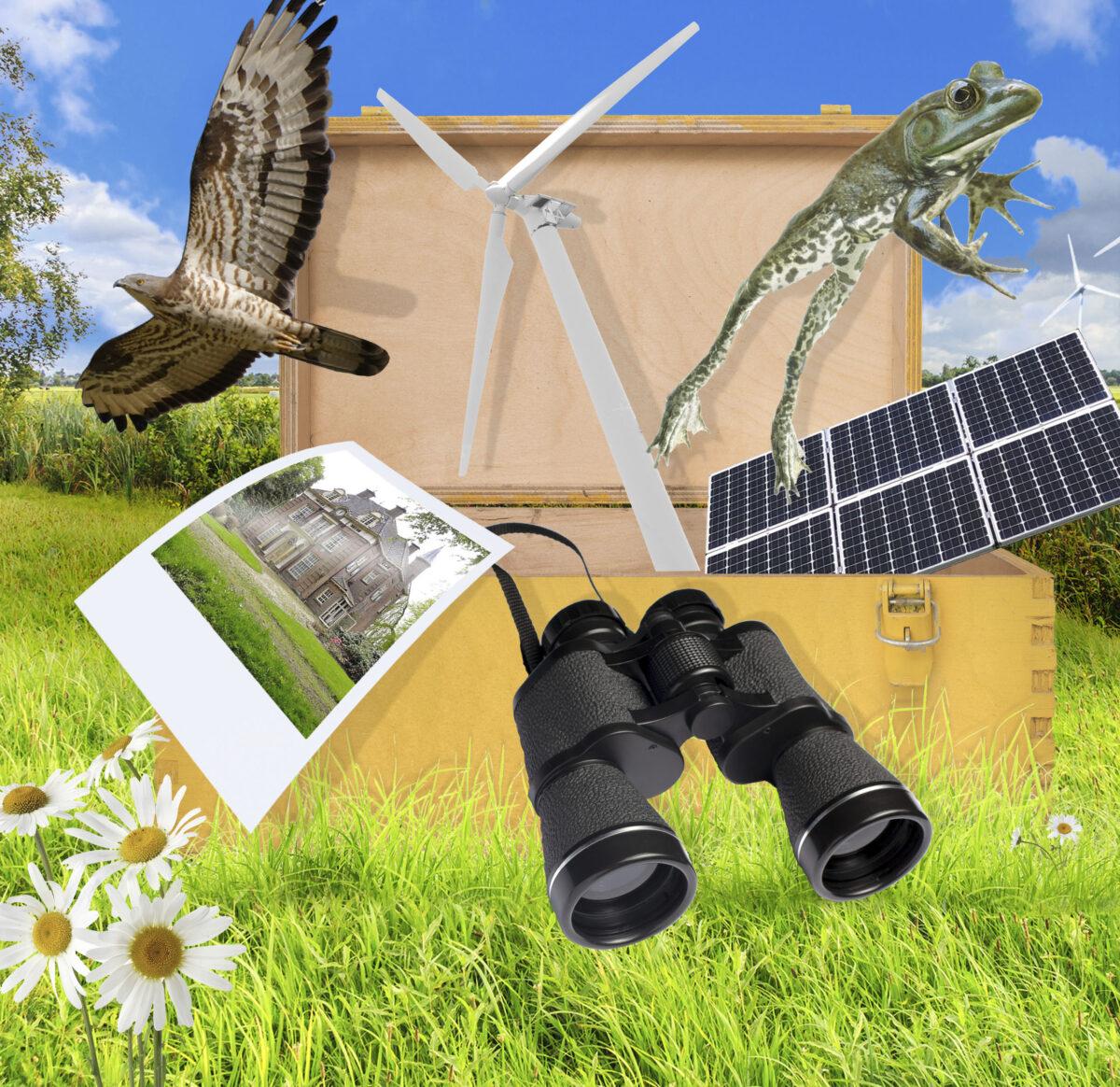 Natuur en Milieufederaties lanceren toolbox voor de Natuurinclusieve Energietransitie